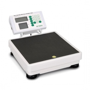 Marsden M-520BT Portable Digital Floor Scale with Hinged Display and Bluetooth