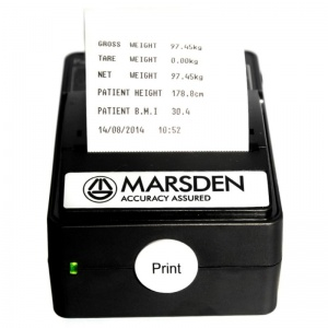 Marsden TP-2110 Thermal Dot Line Printer with Bluetooth