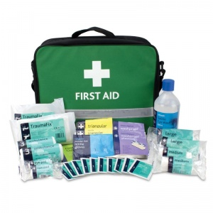 Fast Response First Aid Kit in Marseilles Grab Bag