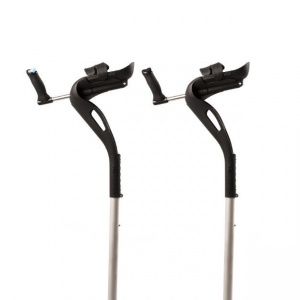 M+D Adjustable Forearm Crutches (Pair)