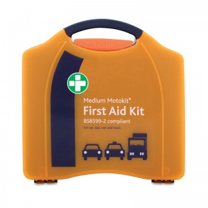 Motokit Medium Vehicle First Aid Kit