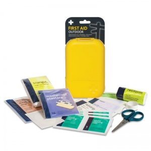 Outdoor First Aid Kit in Large Tabula Box