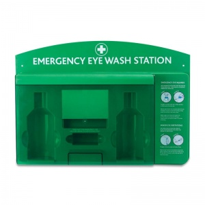Premier Emergency Eye Wash Station (Empty Case)