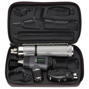 Welch Allyn Prestige Ophthalmoscope and Otoscope Diagnostic Set with C-Cell Handle