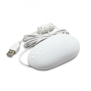 Purekeys Infection Control Medical Computer Mouse