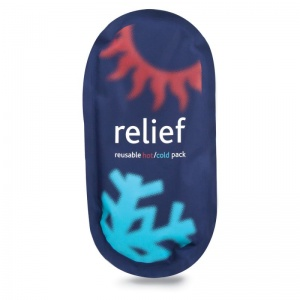 Relief Reusable Hot and Cold Pack (Box of 10)