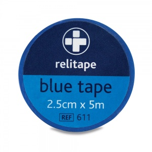 Relitape Blue Washproof Tape