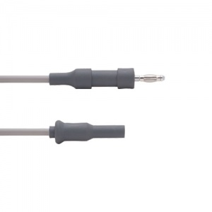 Reusable Diathermy Cable 3 Metres (4mm Pin End)