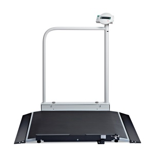 Seca 677 Wheelchair Scale