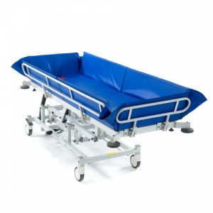 SEERS Medical Paediatric Hydraulic Shower Trolley