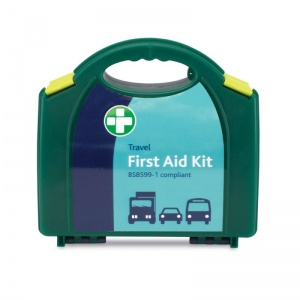 Small Commercial Travel First Aid Kit