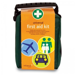 Small Universal First Aid Kit in Oslo Bag