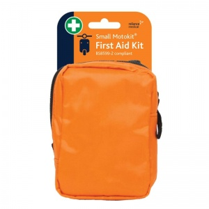 Small Vehicle Motokit First Aid Kit in Borsa Bag