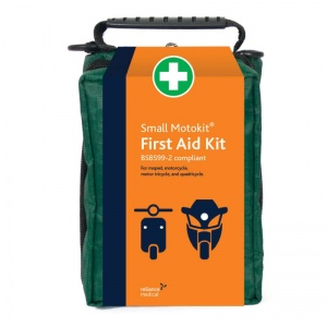 Motokit Small Vehicle First Aid Kit in Helsinki Zip Bag