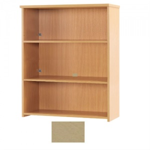 Sunflower Medical Maple 120cm High Bookcase