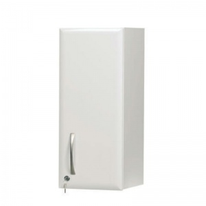 Sunflower Medical 30cm Wall Cabinet in White High Gloss