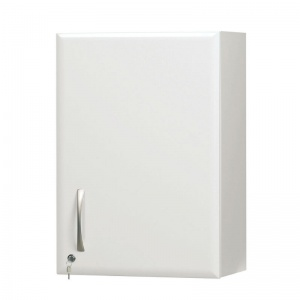Sunflower Medical 50cm Wall Cabinet in White High Gloss