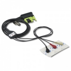 3-Lead ECG Cable for Zoll AED Plus and Pro Defibrillators