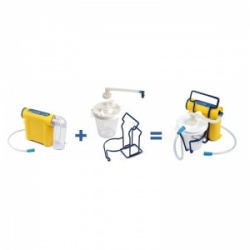 Conversion Kit for the Laerdal Compact 300ml Suction Unit (LCSU 4)