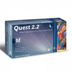 Aurelia Quest 2.2 Medical Grade Nitrile Gloves