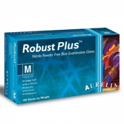 Aurelia Robust Plus Medical Grade Nitrile Gloves