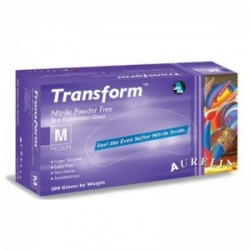 Aurelia Transform Medical Grade Nitrile Gloves