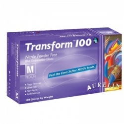 Aurelia Transform 100 Medical Grade Nitrile Gloves
