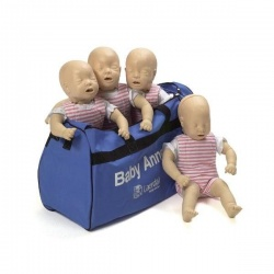 Laerdal Baby Anne CPR Mannequins (Pack of 4)
