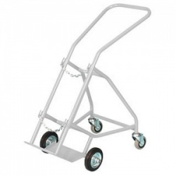 Bristol Maid Cylinder Transportation Trolley with Stabilisers for F and G Cylinders