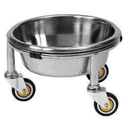 Bristol Maid Stainless Steel Kickabout Bowl Stand