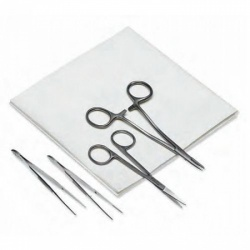 Instrapac Fine Suture Pack (Case of 40 Packs)
