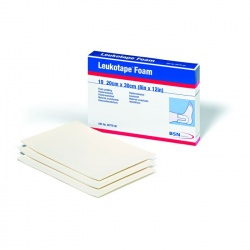 Leukotape Foam for Bandage Cushioning