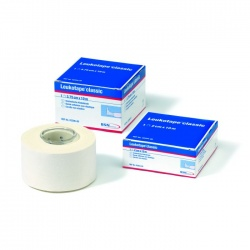 Leukotape Classic Rigid Zinc Oxide Strapping Tape (Individual Roll)