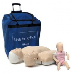 Laerdal Little Family CPR Mannequins (Pack of 3)