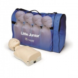 Laerdal Little Junior Child CPR Mannequins (Pack of 4)