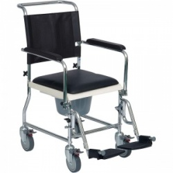 Harvest Mobile Shower Commode Chair