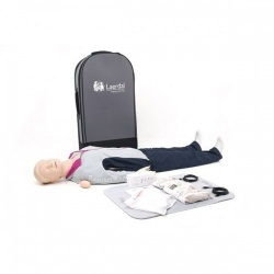 Laerdal Resusci Anne QCPR Mannequin (Full Body in Trolley Case)