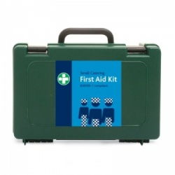 Small Catering First Aid Kit in Essentials Box