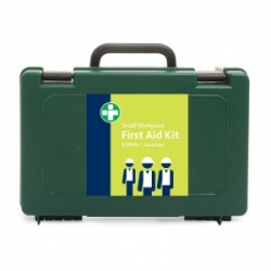 Small Workplace First Aid Kit in Essentials Box