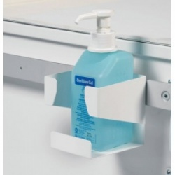 Alcohol Gel Holder for the Sunflower Medical MDS Administration Trolleys