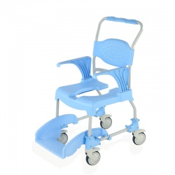 Alerta Aqua Shower, Commode and Transfer Chair