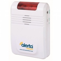 Wireless Alarm Receiver for Alerta Detect Motion Sensor