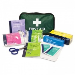 Basic HSE Handy Travel First Aid Kit Refill Materials