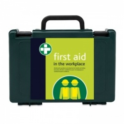Basic HSE Workplace First Aid Kit in Essentials Box