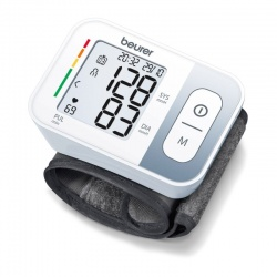 Beurer Wrist Blood Pressure Monitor for Home Use BC28