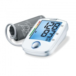 Beurer BM44 Blood Pressure Monitor with One-Touch Button Operation