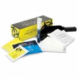Biohazard Body Fluid Clean-Up Kit (One Application)