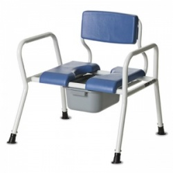 Bristol Maid Bariatric Commode Chair (710mm)