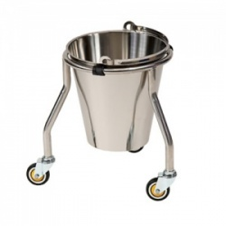 Bristol Maid Stainless Steel Bucket Stand