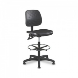 Bristol Maid High PU TechnoChairs Medical Chair (with Foot Ring and Glides)